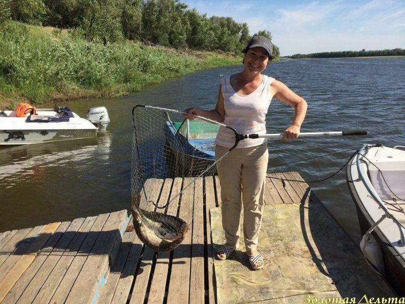 Рыбалка золотая дельта на герасимовке